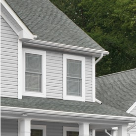 Shop georgia pacific shadow ridge vinyl siding panel Georgia pacific vinyl siding