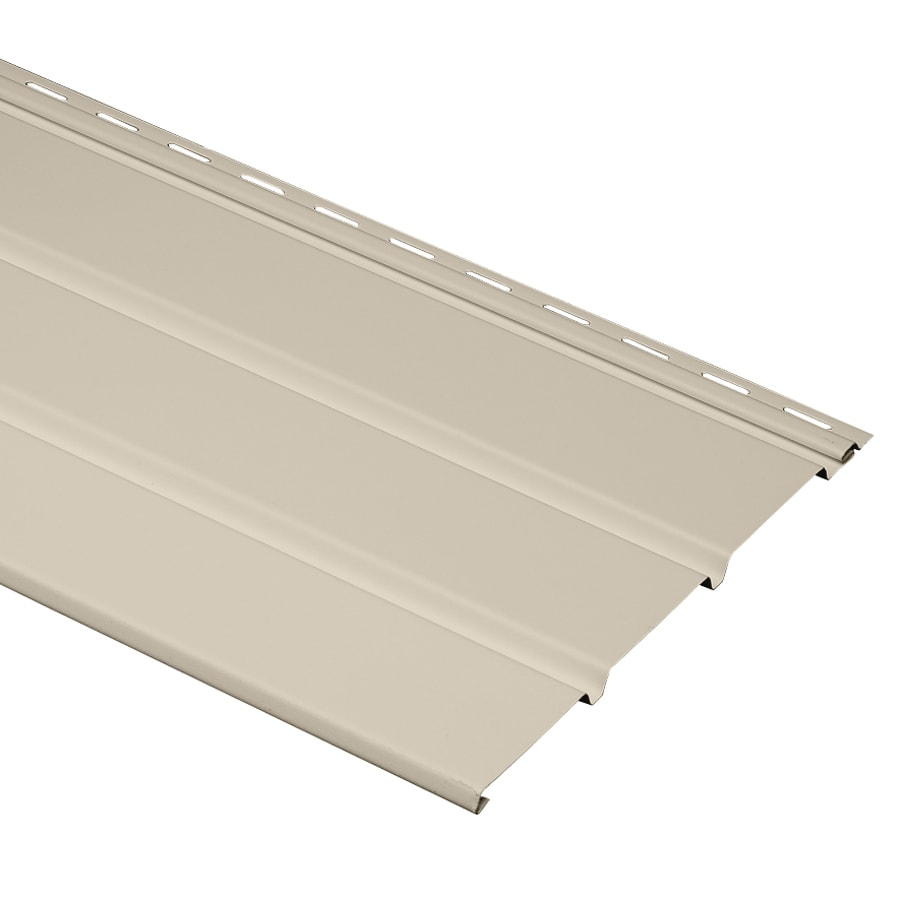 Georgia-Pacific 12-in x 144-in Tan/Pebble Soffit