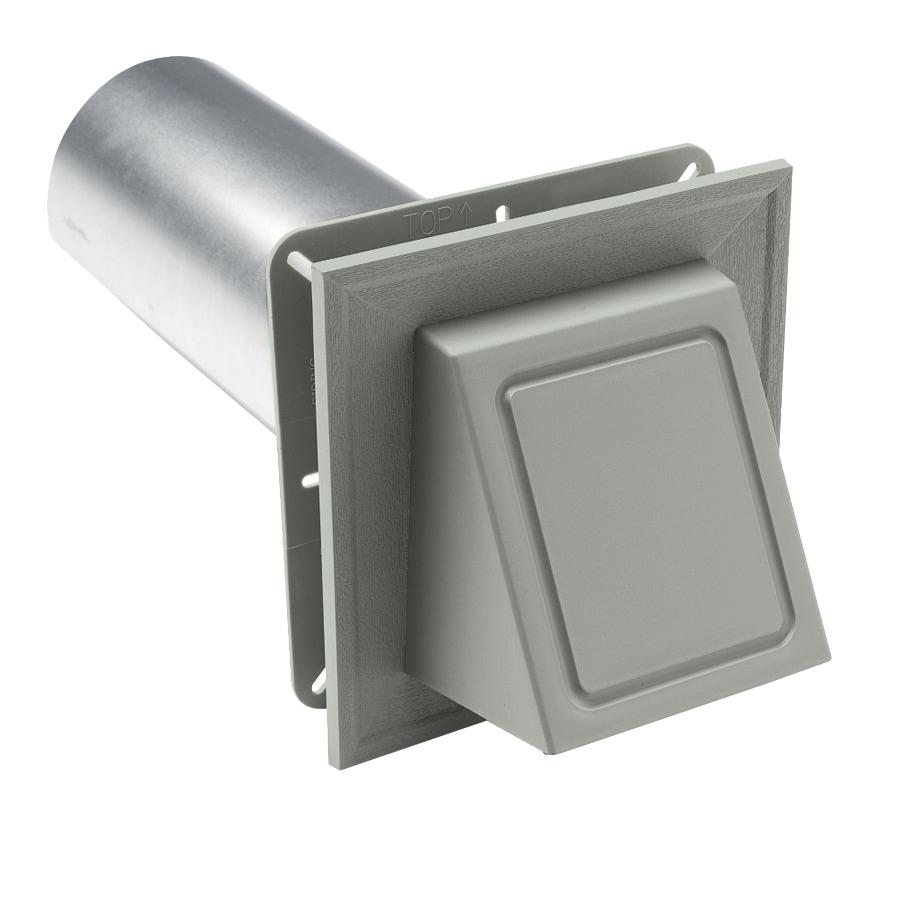 Georgia-Pacific 4-in Dia Plastic R2 Exhaust/Intake Dryer Vent Hood
