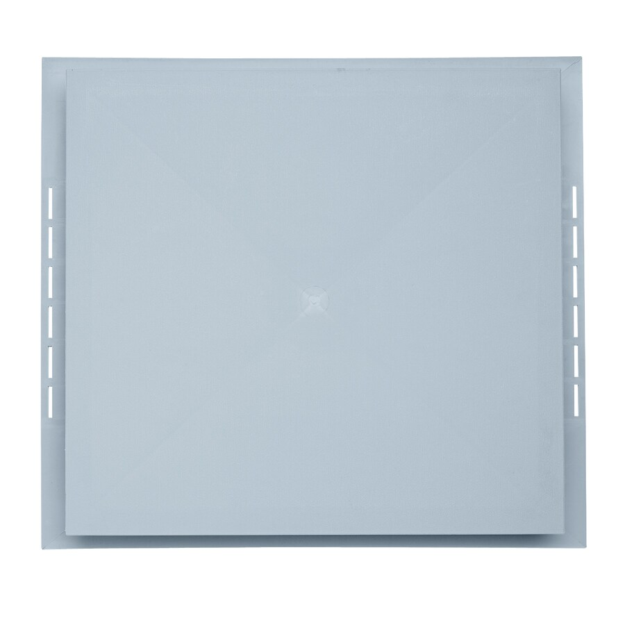 18.5-in x 16.75-in Blue Vinyl Universal Mounting Block