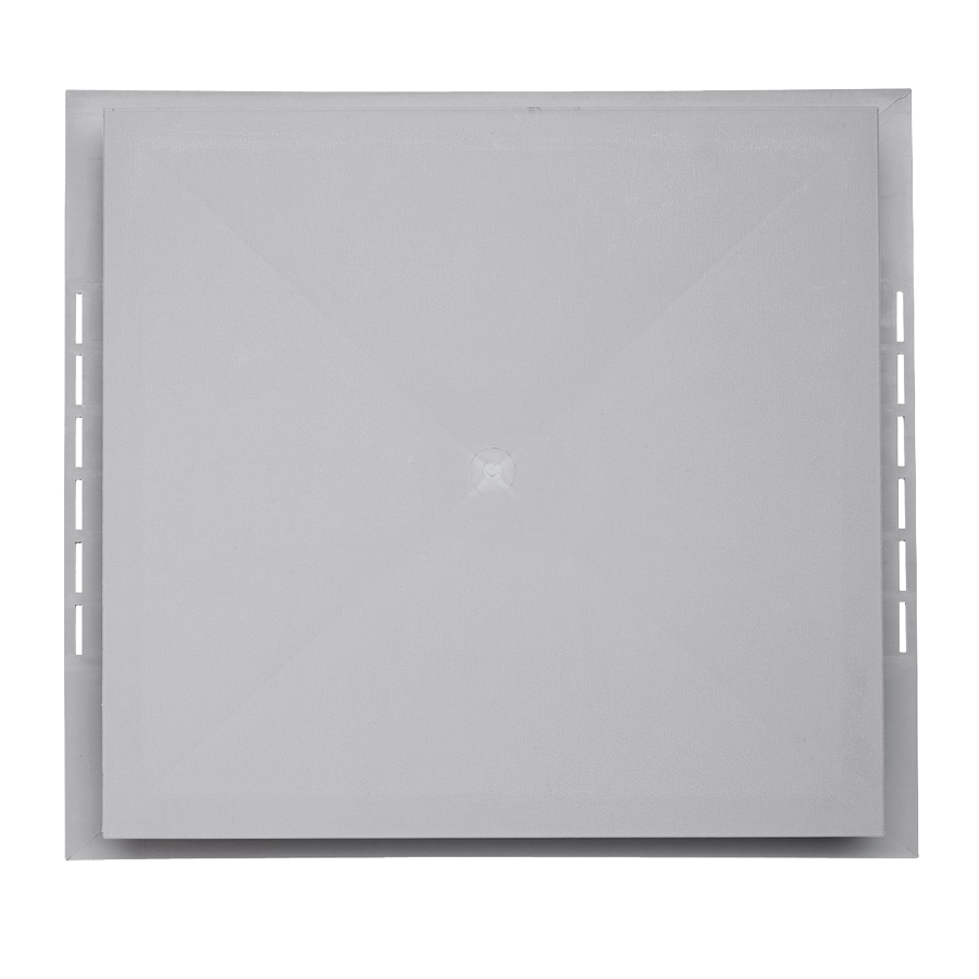 Georgia-Pacific 18.5-in x 16.75-in Flint Vinyl Universal Mounting Block