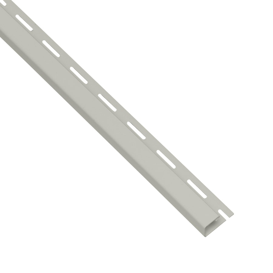 Georgia-Pacific 0.625-in x 150-in Thistle J-Channel Vinyl Siding Trim