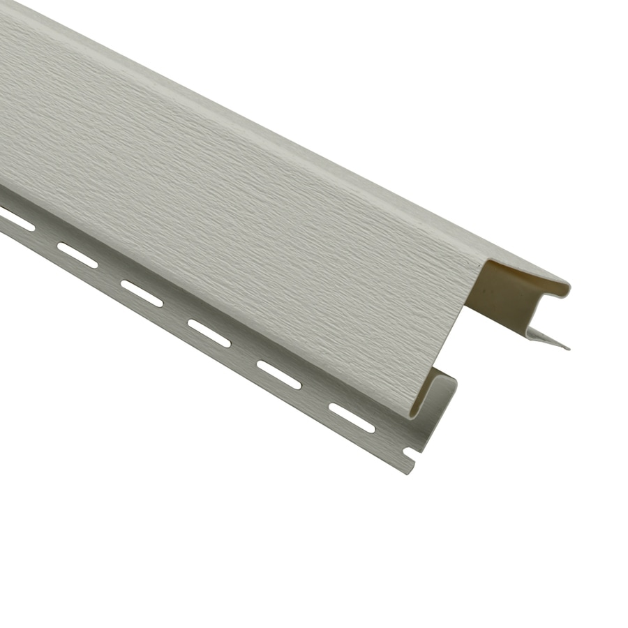 Georgia-Pacific 3-in x 120-in Thistle Outside Corner Post Vinyl Siding Trim