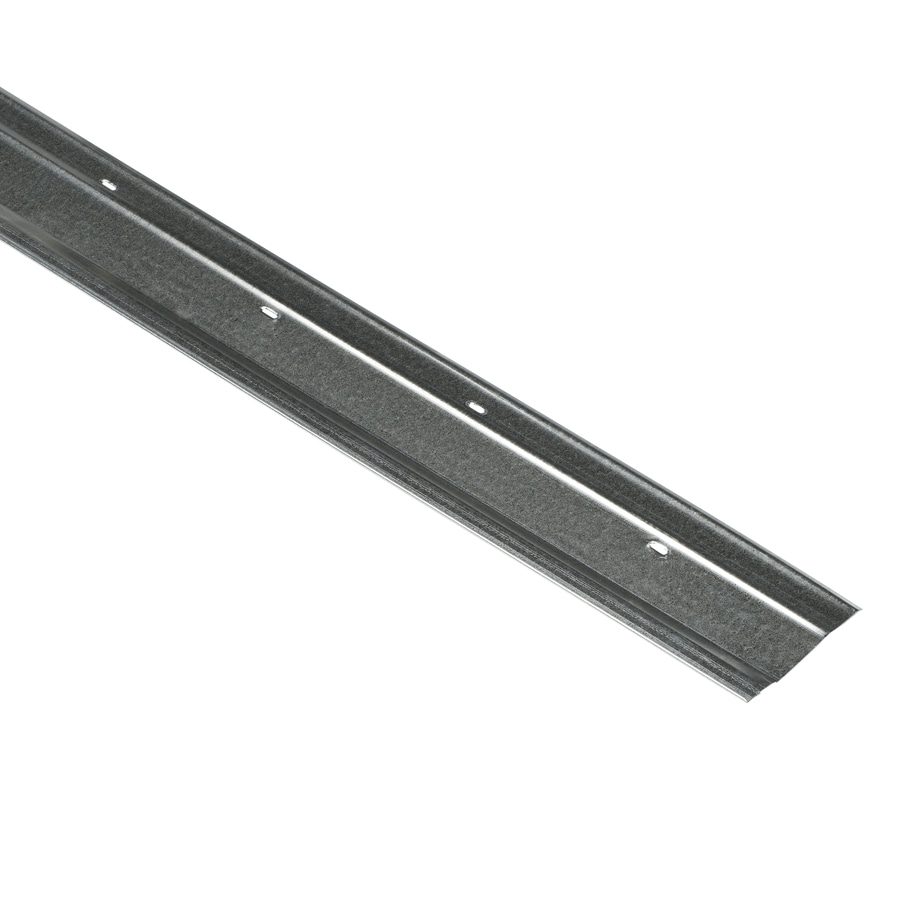 Georgia-Pacific 3.5-in x 10-ft Galvanized Steel Galvanized Steel Vinyl Siding Starter Strip