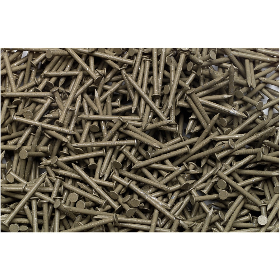 Georgia-Pacific 1-lb 15-Gauge 1.25-in Clay Vinyl Siding Nails