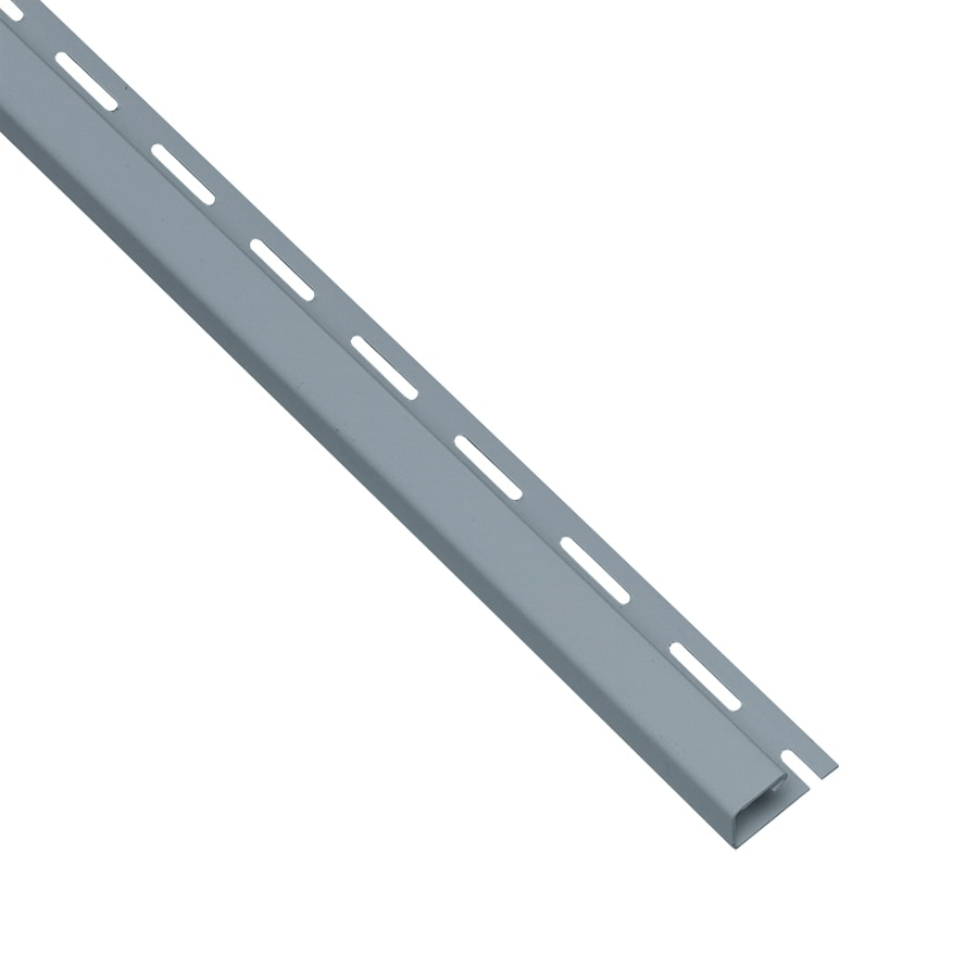 Georgia-Pacific 0.625-in x 150-in Wedgewood J-Channel Vinyl Siding Trim
