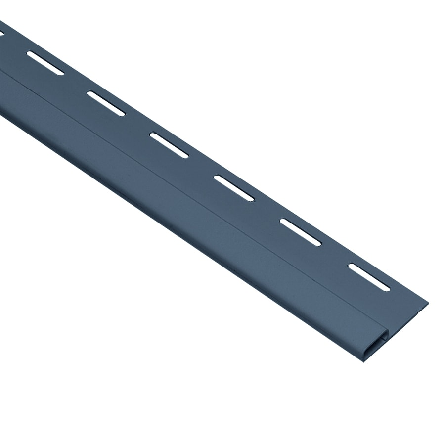 Georgia-Pacific 0.375-in x 150-in Bayou Blue Undersill Vinyl Siding Trim
