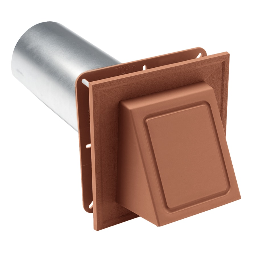 Georgia-Pacific 4-in dia Plastic R2 Exhaust/Intake Dryer Vent Hood
