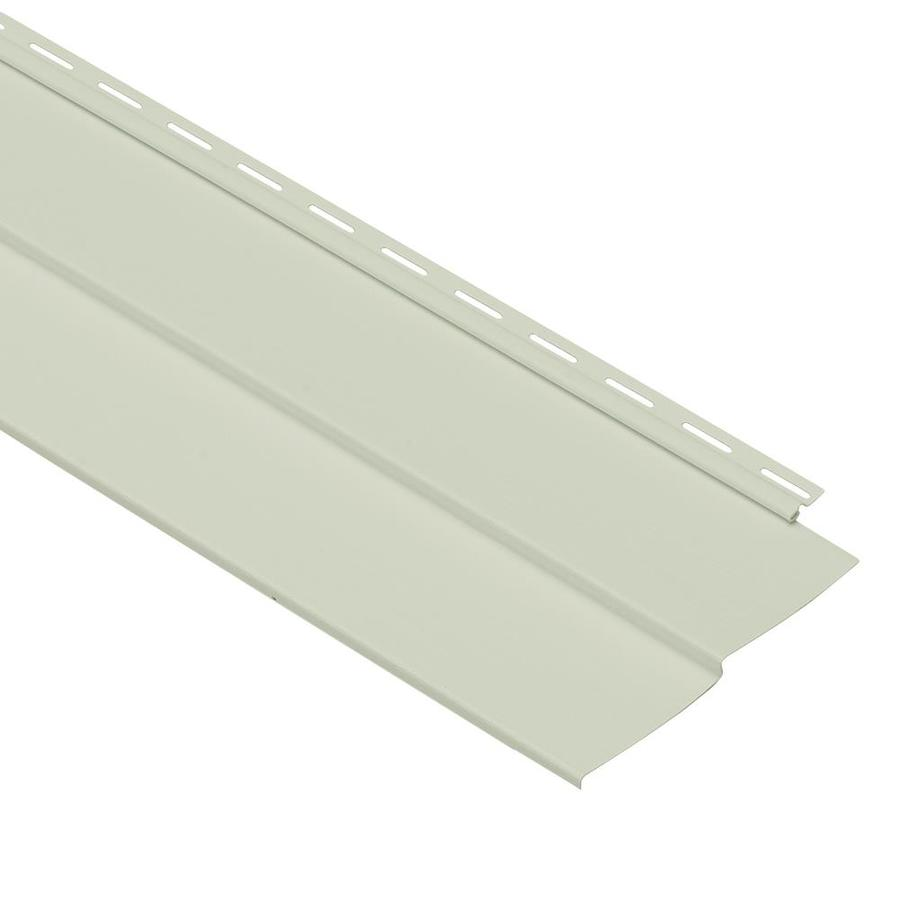 Georgia-Pacific Forest Ridge Double 4 Traditional Olive Vinyl Siding Panel 8-in x 150-in