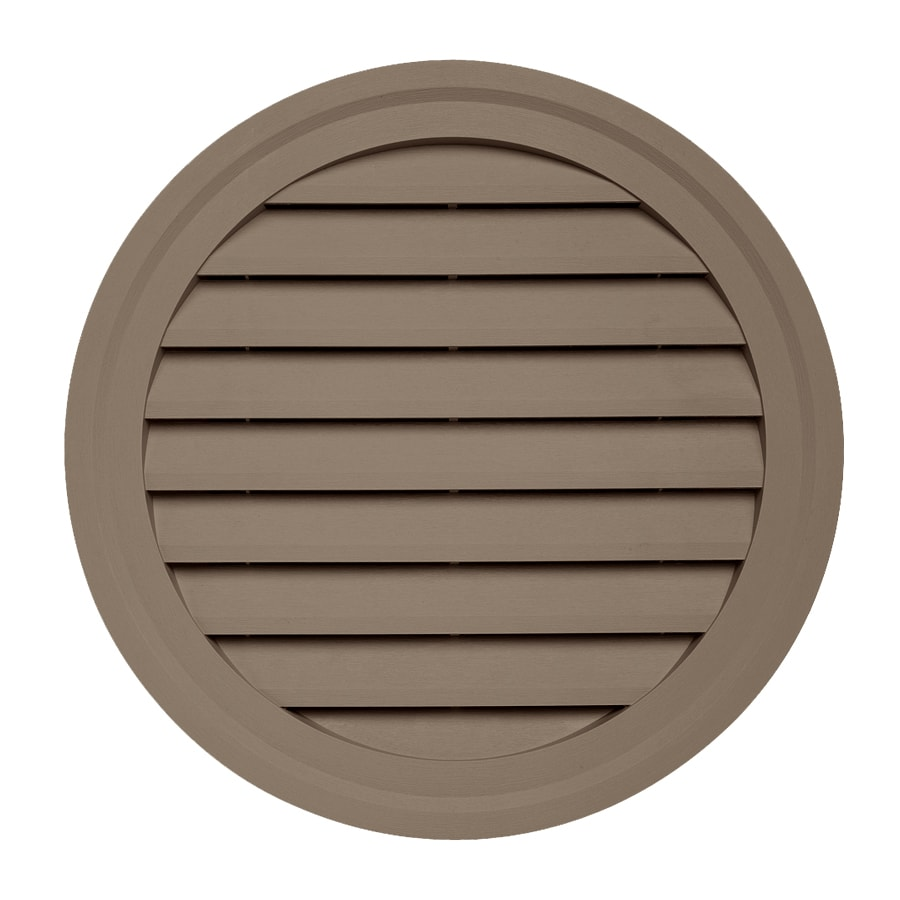 Georgia-Pacific 22-in x 2.5-in Teak Vinyl Universal Mounting Block