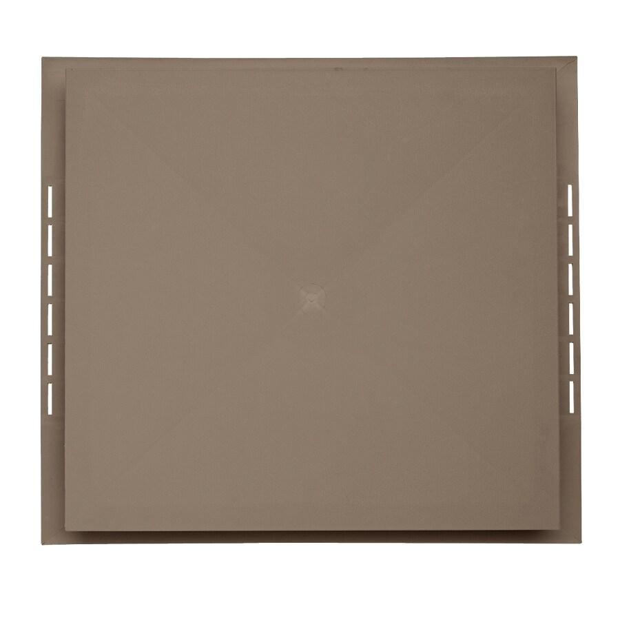 Georgia-Pacific 18.5-in x 16.75-in Teak Vinyl Universal Mounting Block