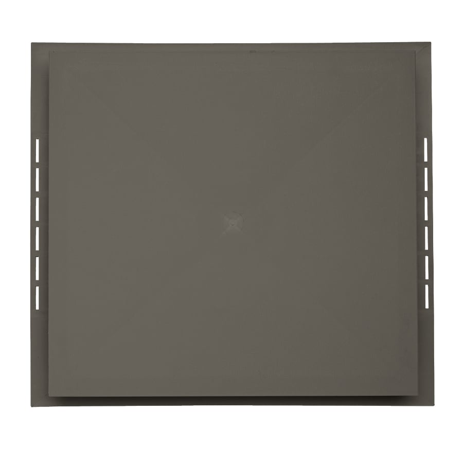 Georgia-Pacific 18.5-in x 16.75-in Shadow Vinyl Universal Mounting Block