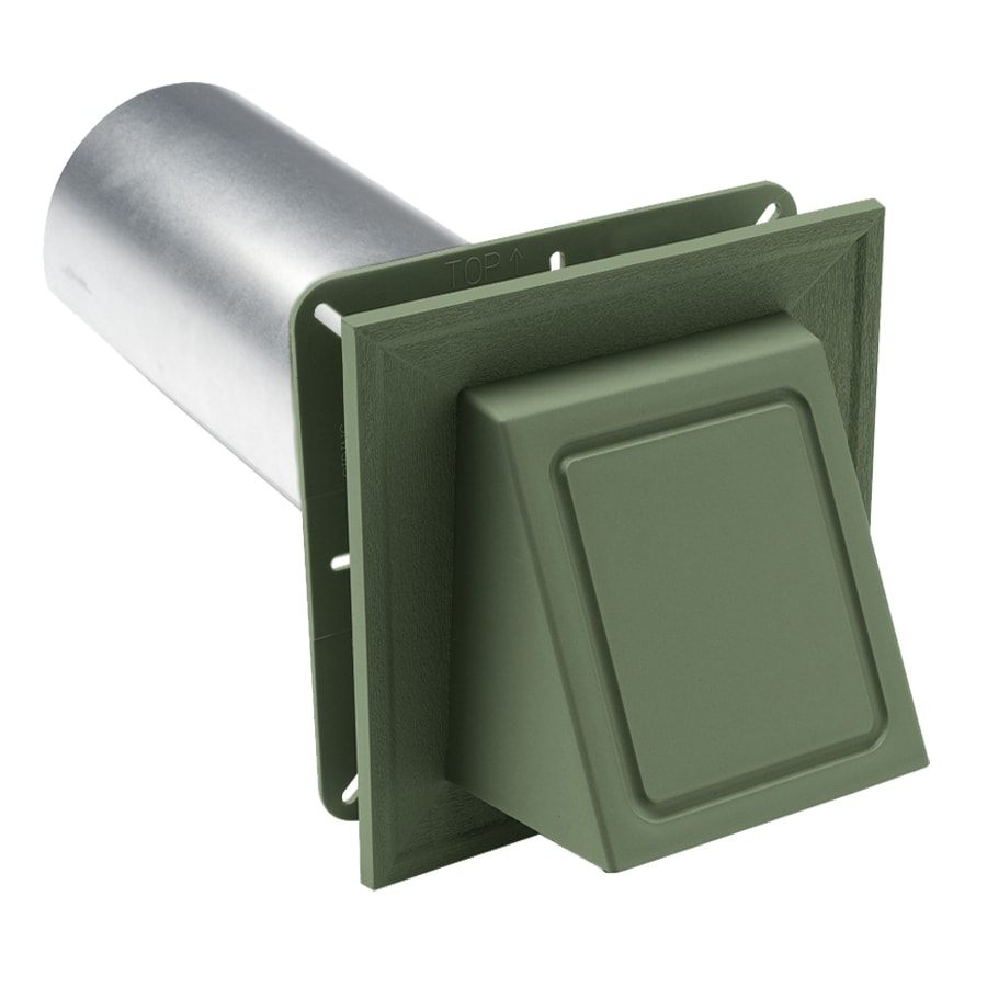 Georgia-Pacific 6.75-in x 6.75-in Palm Vinyl Universal Mounting Block