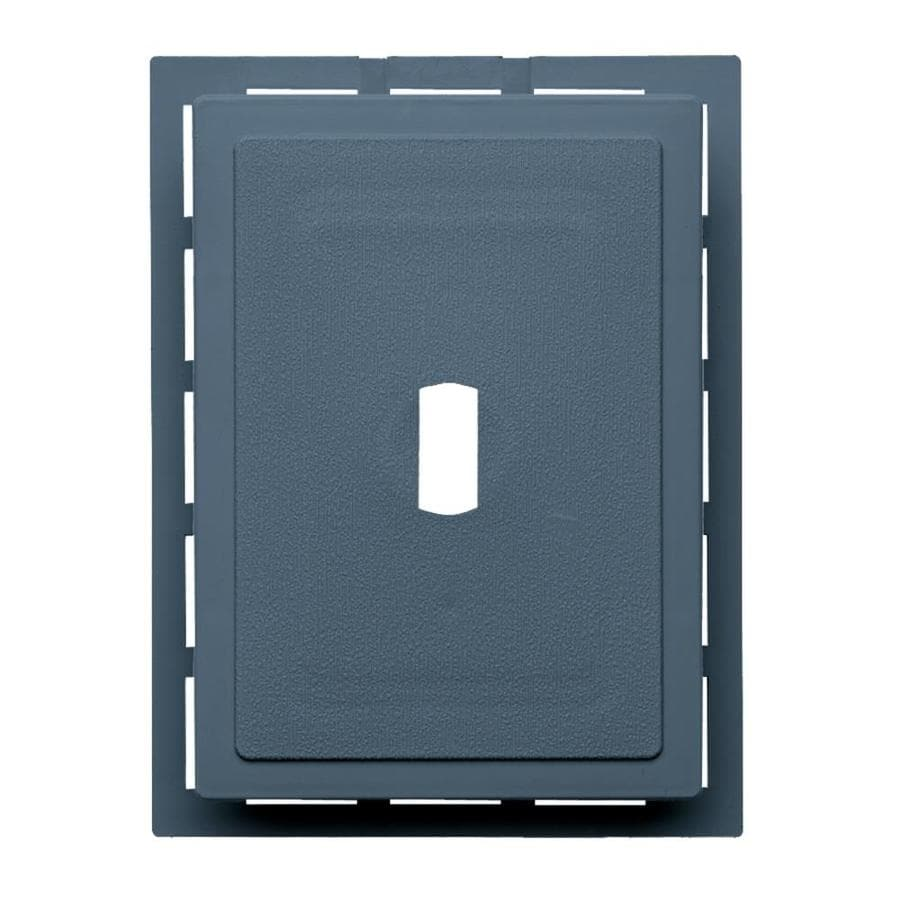 Georgia-Pacific 6-in x 0.875-in Bayou Vinyl Universal Mounting Block