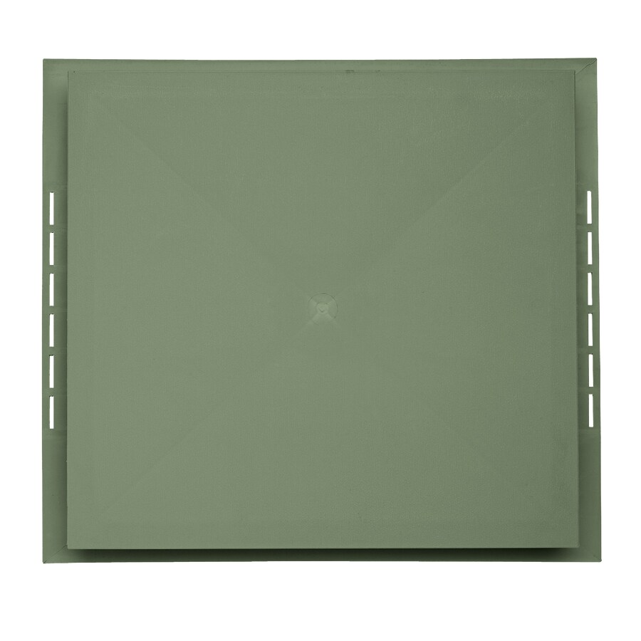 Georgia-Pacific 18.5-in x 16.75-in Palm Vinyl Universal Mounting Block