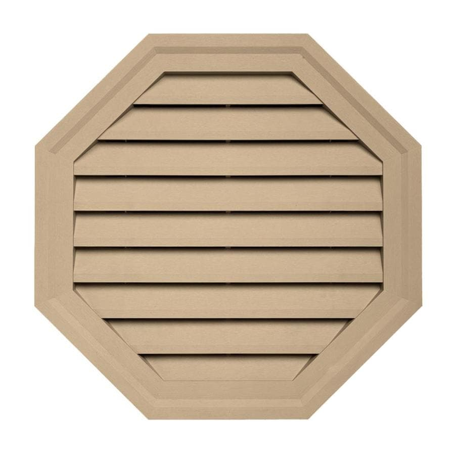 Georgia-Pacific 18-in x 18-in Hazelnut Vinyl Universal Mounting Block