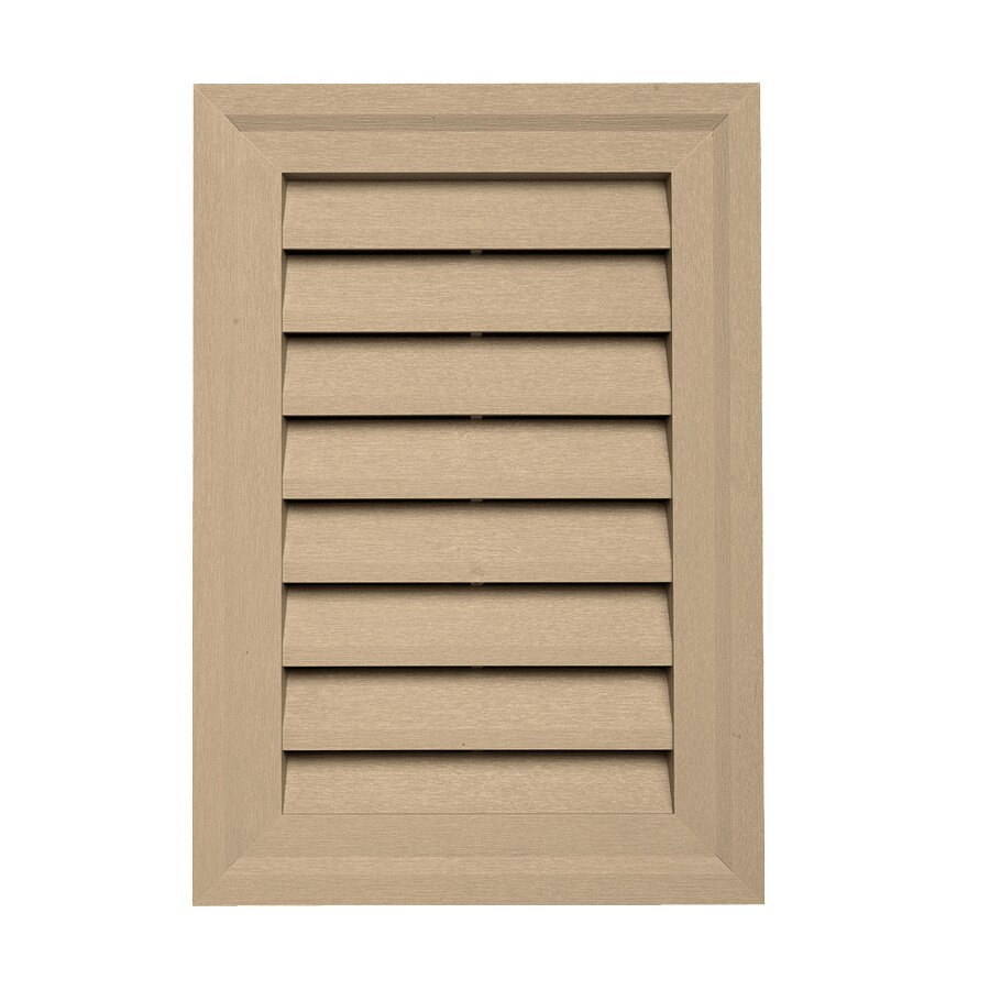 Georgia-Pacific 14-in x 20-in Hazelnut Vinyl Universal Mounting Block