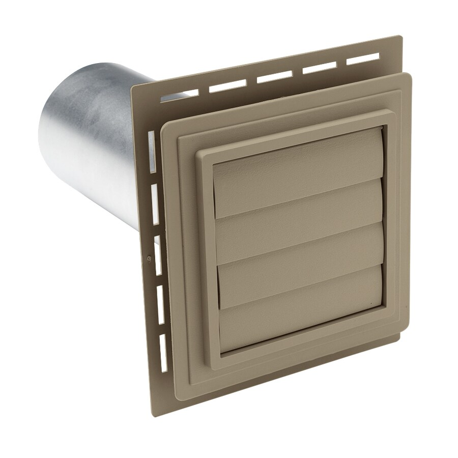 Georgia-Pacific 7-in x 7-in Briarwood Vinyl Universal Mounting Block