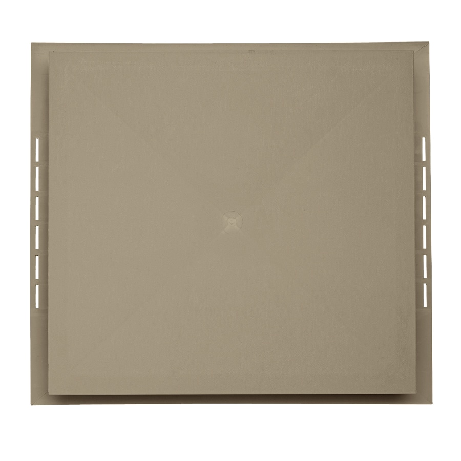 Georgia-Pacific 18.5-in x 16.75-in Briarwood Vinyl Universal Mounting Block