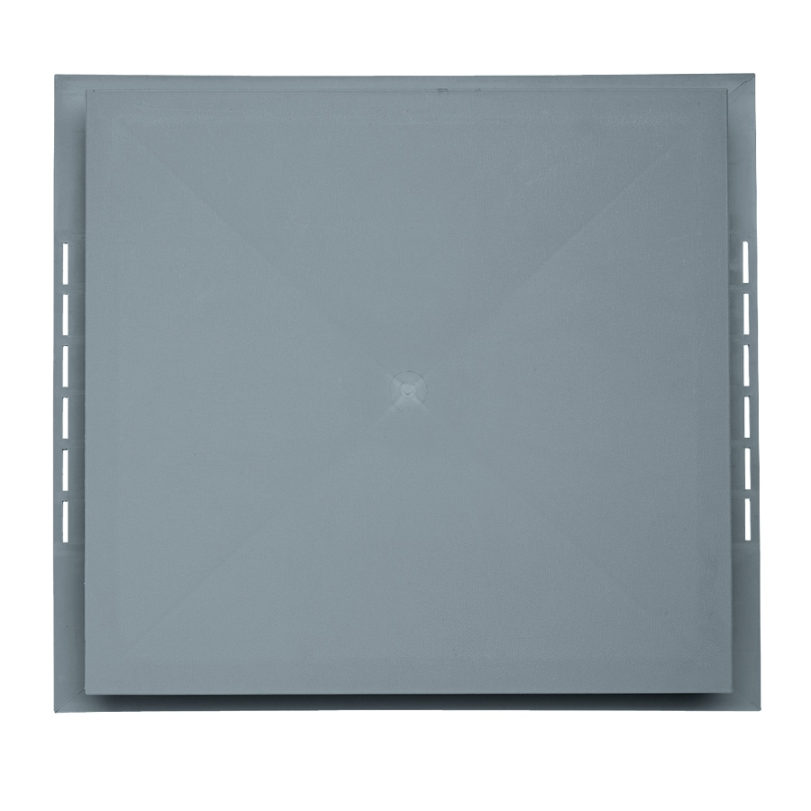 Georgia-Pacific 18.5-in x 16.75-in Wedgewood Vinyl Universal Mounting Block