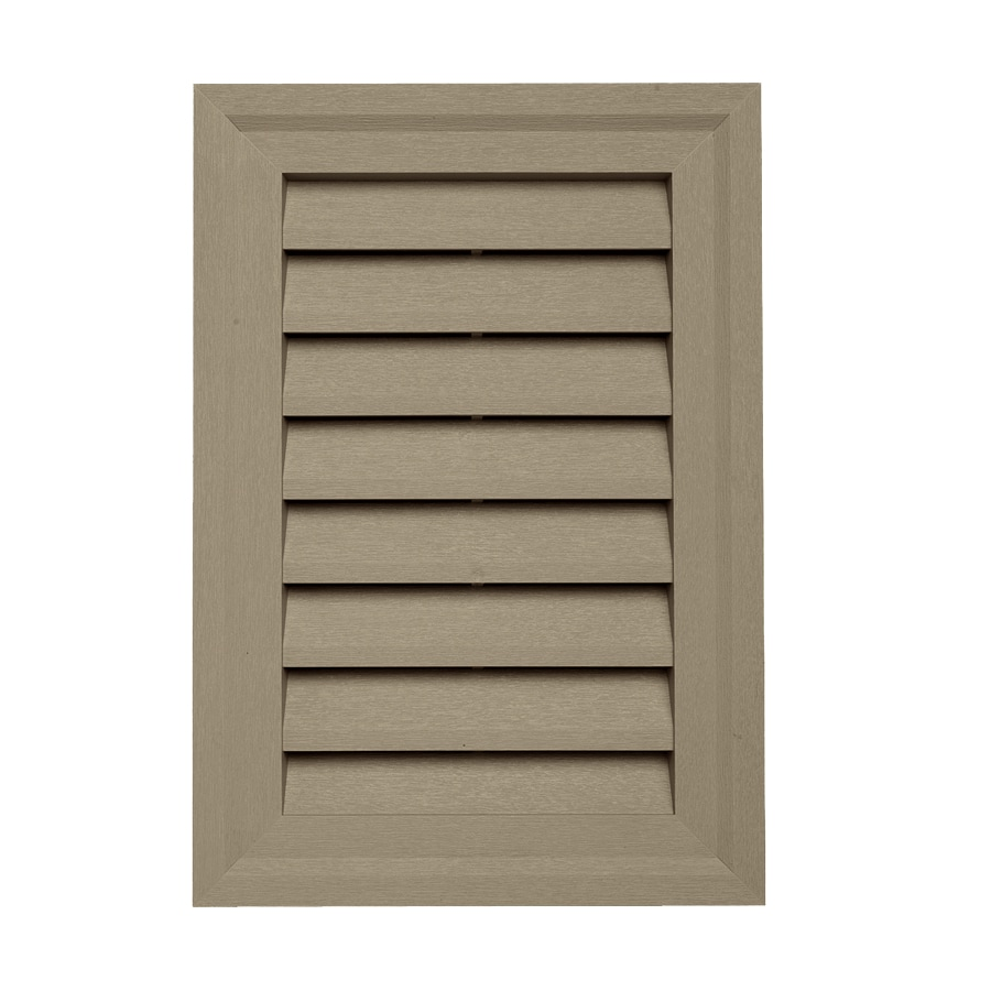 Georgia-Pacific 14-in x 20-in Briarwood Vinyl Universal Mounting Block