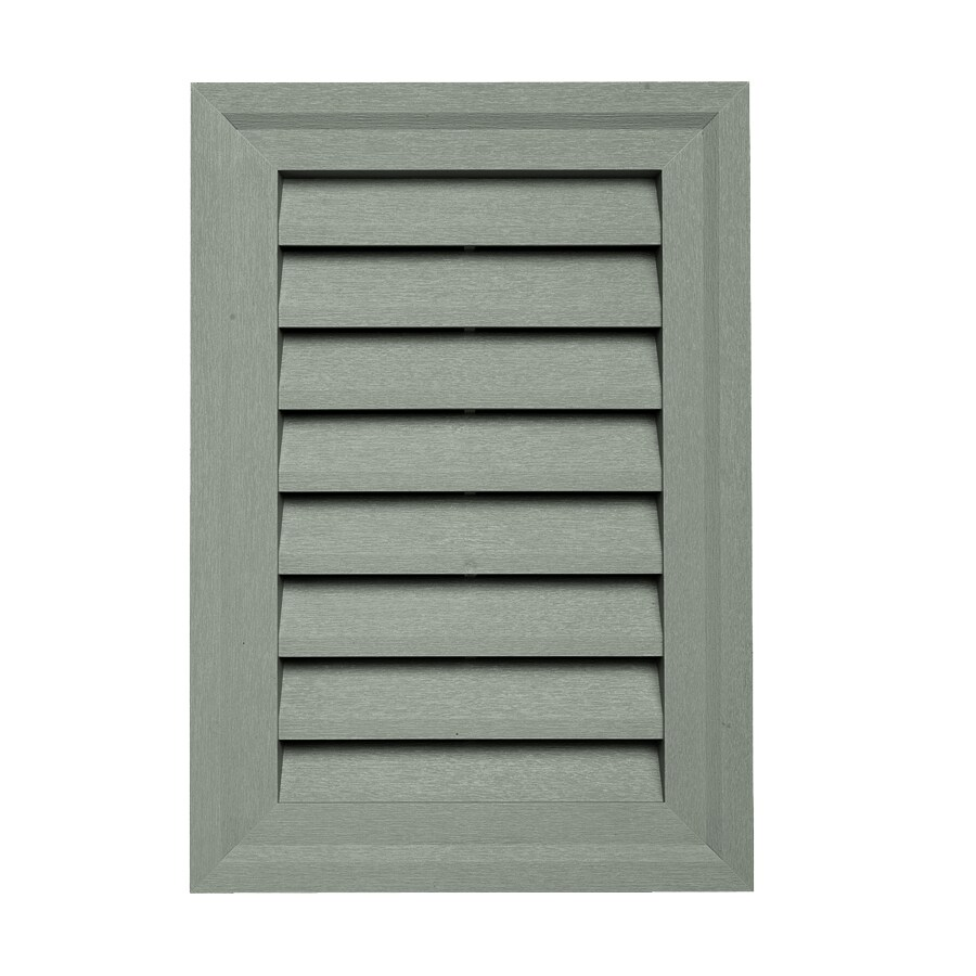 Georgia-Pacific 14-in x 20-in Sagebrook Vinyl Universal Mounting Block