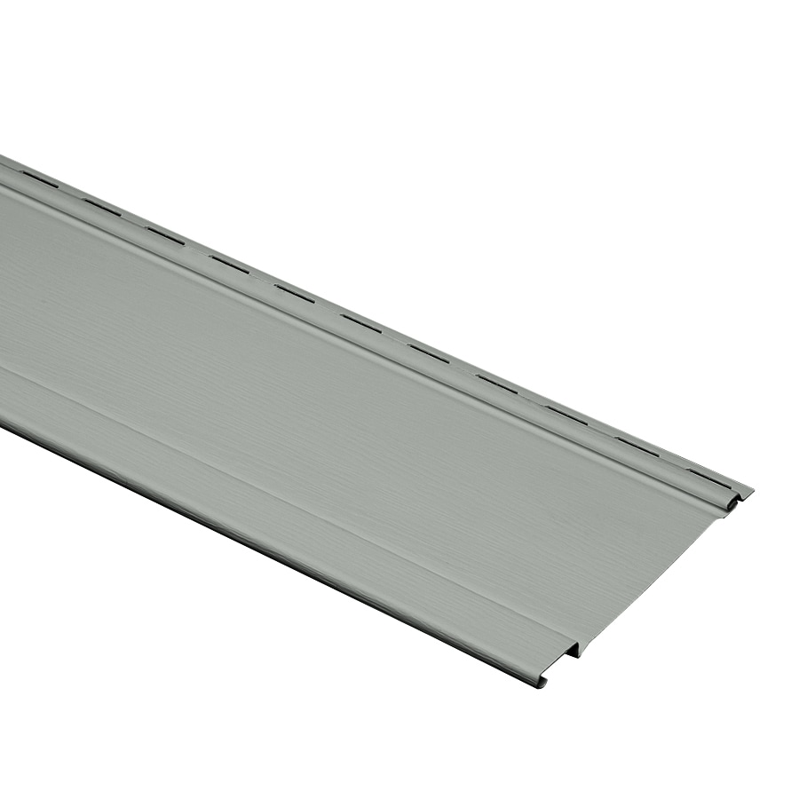 Georgia-Pacific Vinyl Siding Panel Board and Batten Sagebrook 7-in x 120-in