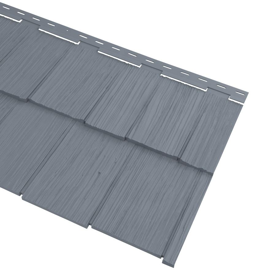 Shop georgia pacific cedar spectrum vinyl siding panel for Vinyl siding design tool