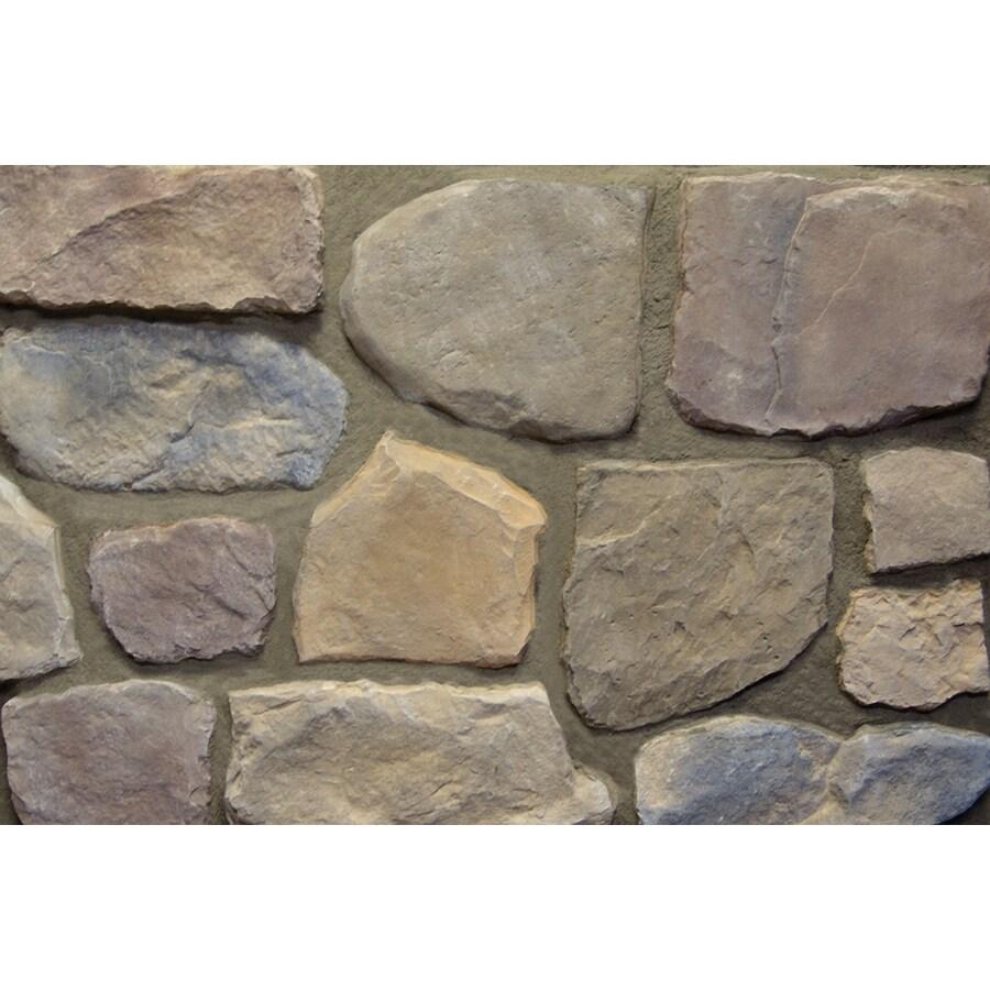 Ply Gem Stone Fieldstone 10-sq ft Shenandoah Faux Stone Veneer