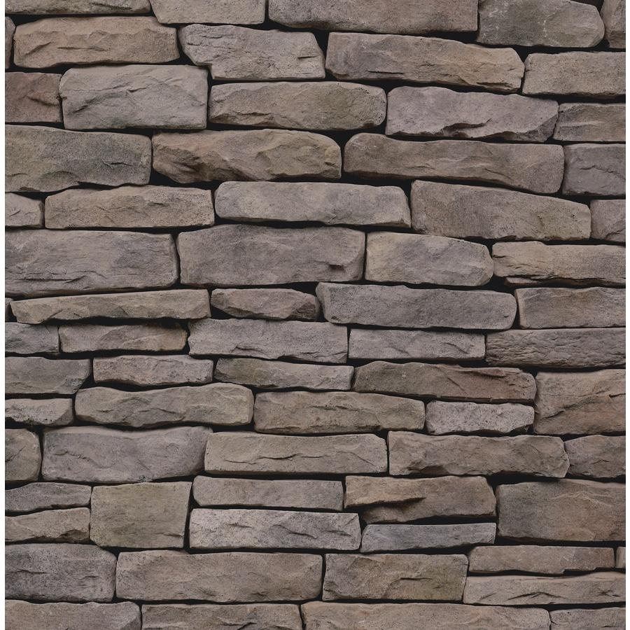 Ply Gem Stone Shadow Ledgestone 10-sq ft Hampton Faux Stone Veneer
