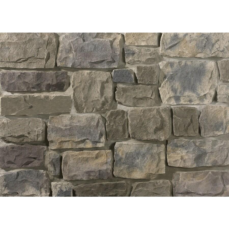 Ply Gem Stone Cut Cobblestone 10-sq ft Buckingham Faux Stone Veneer