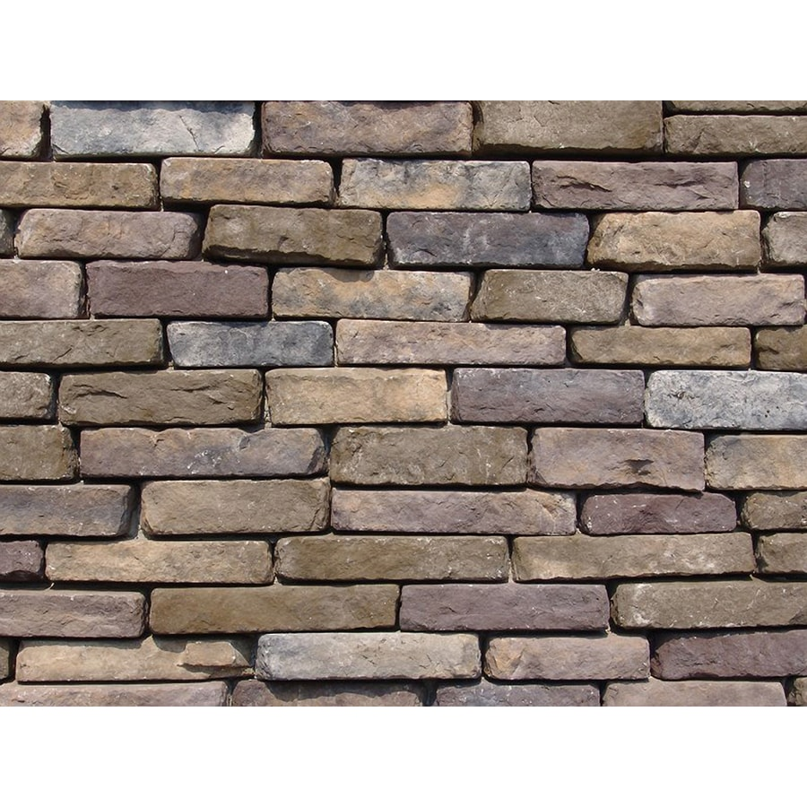 Ply Gem Stone Ledgestone 10-sq ft Buckingham Faux Stone Veneer