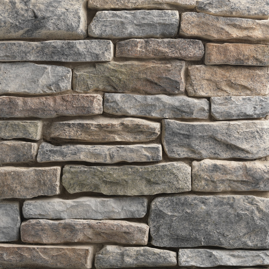 Shop Ply Gem Stone Shadow Ledgestone 10 Sq Ft Shade