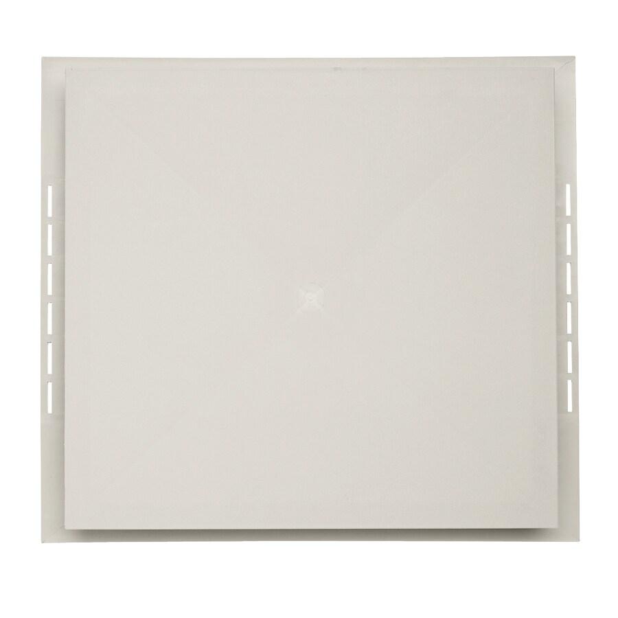 Georgia-Pacific 18.5-in x 16.75-in Mist Vinyl Universal Mounting Block
