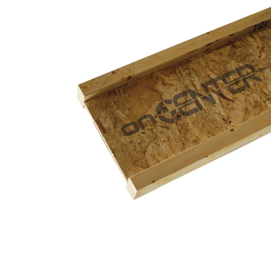 onCENTER BLI 60 Wood I-Joist 11.875-in x 2.5-in x 18-ft