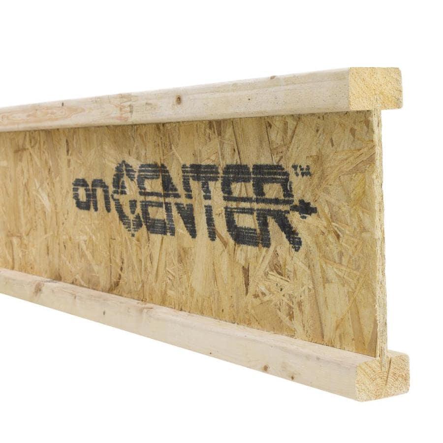 onCENTER BLI 80 Wood I-Joist 11.875-in x 3.5-in x 14-ft