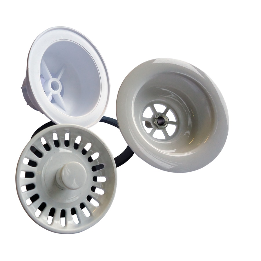 Jacuzzi Plastic Kitchen Sink Strainer