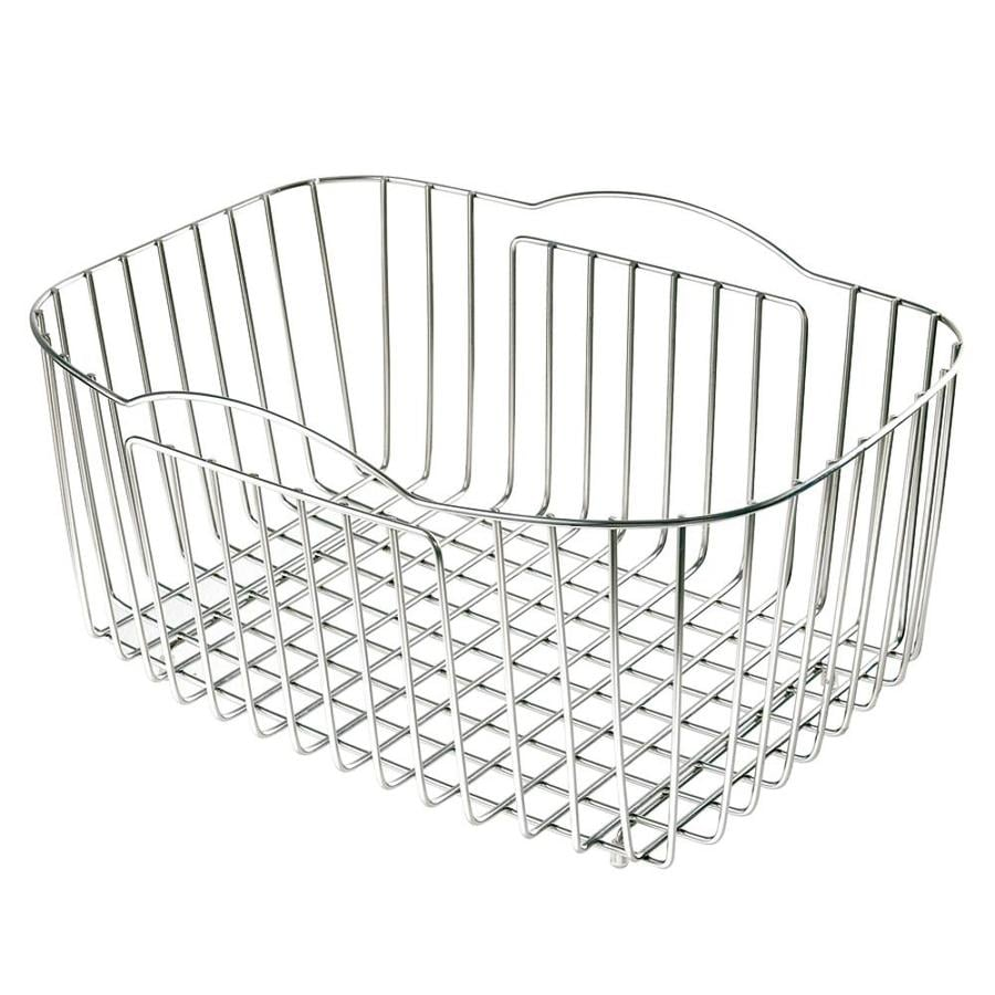 Jacuzzi 13.2-in W x 18.1-in L x 7-in H Metal Stemware Drying Rack