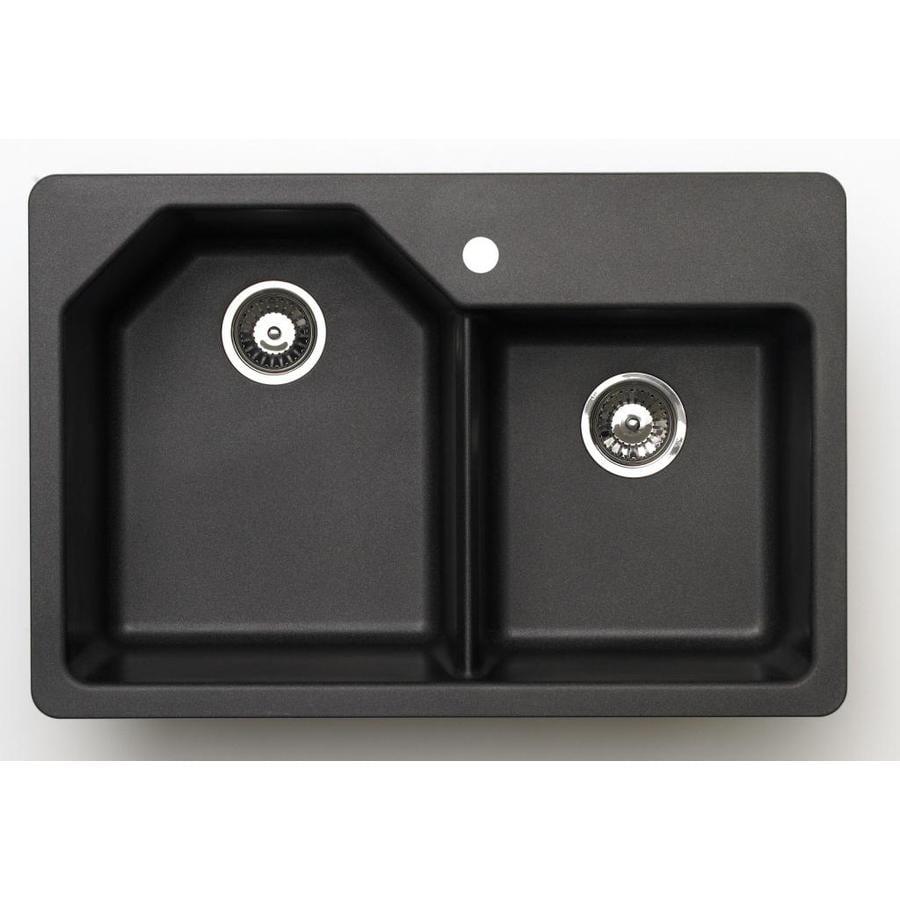 Jacuzzi Kitchen Sink Black