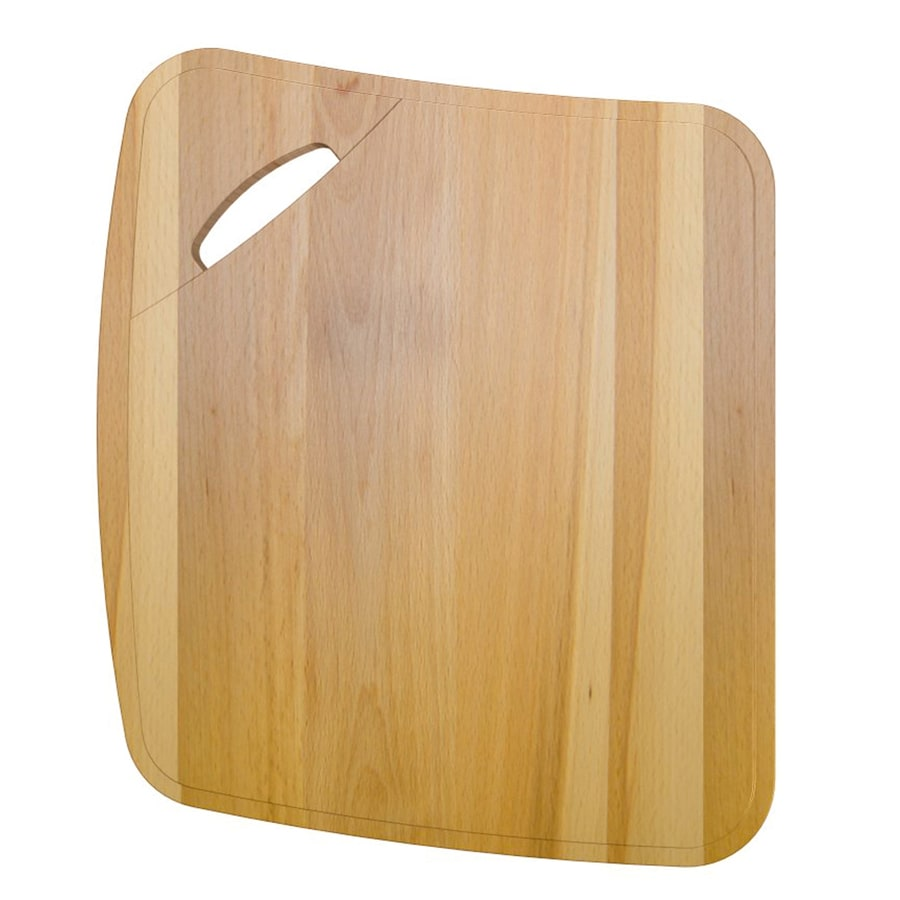 Jacuzzi 18.5-in L x 15-in W Cutting Board