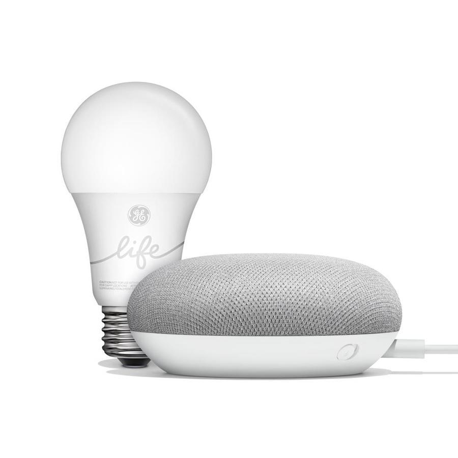google mini chalk ge smart bulb at. Black Bedroom Furniture Sets. Home Design Ideas