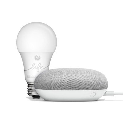 Google Smart Light Starter Kit Bridge Home Automation Hub at