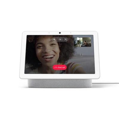 Google Google Nest Hub Max Chalk by Lowe's