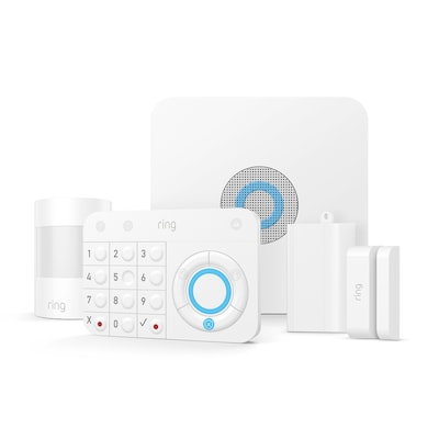 Ring Alarm Security Kit Home Automation Security Pack at