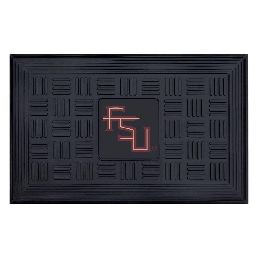 FANMATS Rectangular Door Mat (Actual: 19-in x 30-in)