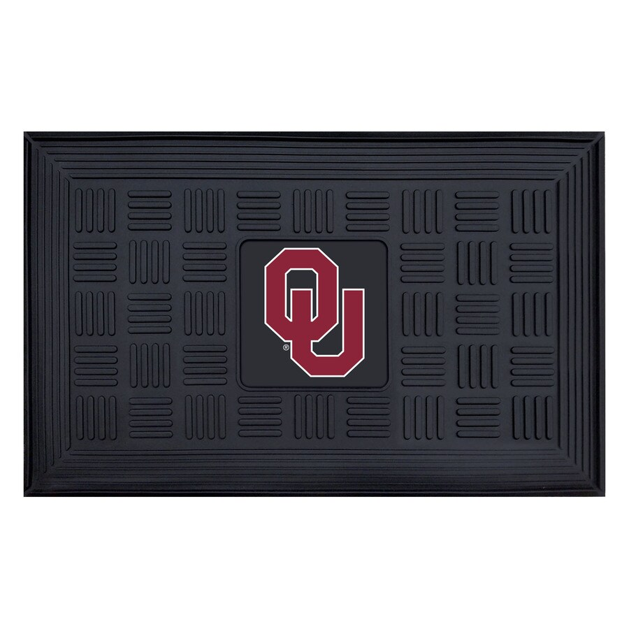 FANMATS Rectangular Door Mat (Actual: 19-in x 30-in)
