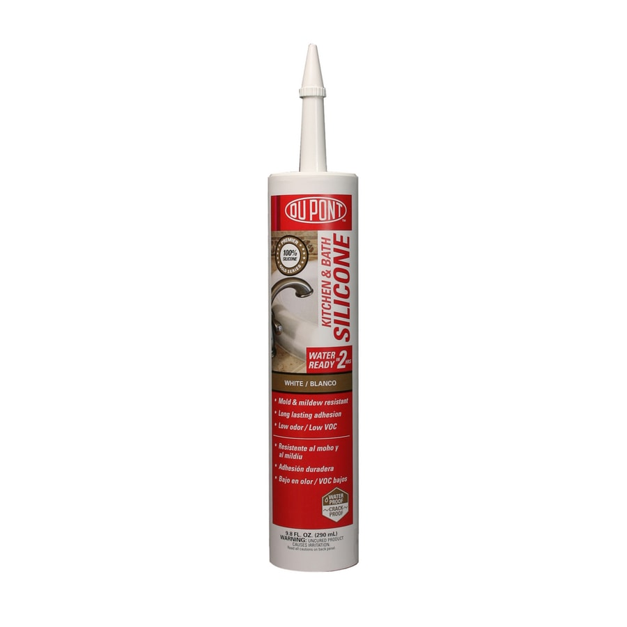 DuPont -Pack White  Caulk