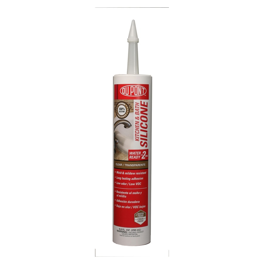 DuPont -Pack Clear  Caulk