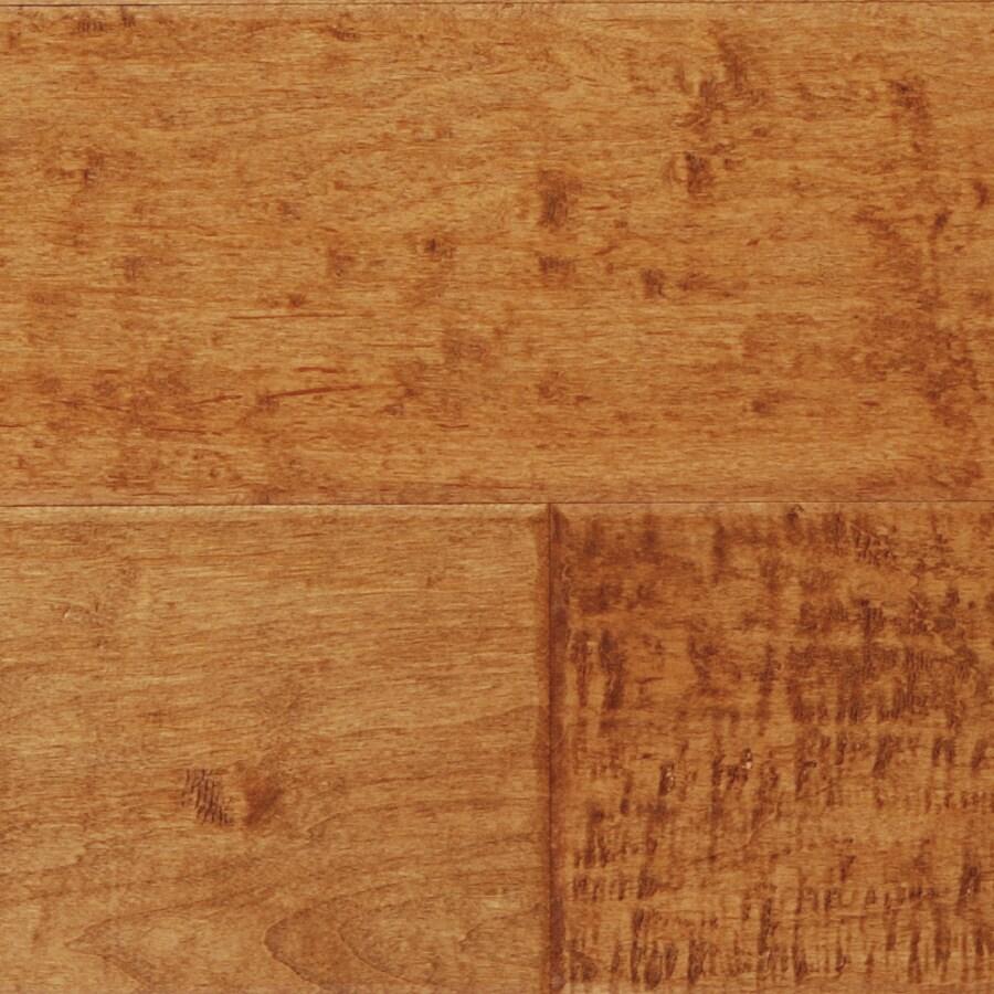 LM Flooring Cabin Creek 5-in W x 48-in L Maple Engineered Hardwood Flooring
