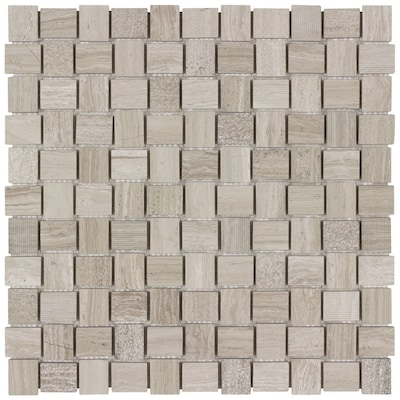 Elida Ceramica Earthstone Basketweave